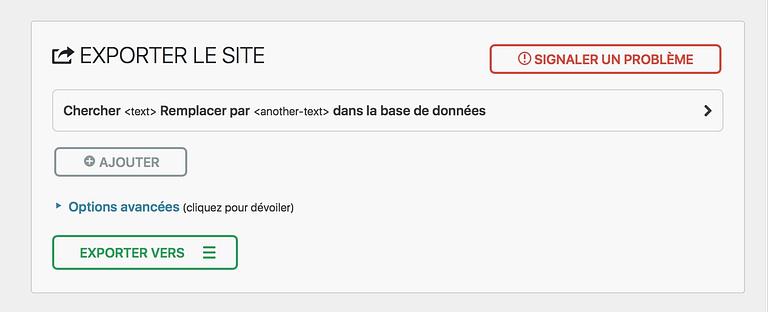 Faire une migration de votre site WordPress avec l'extension All-in-One WP Migration